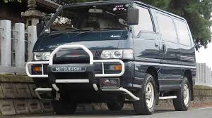 van mitsubishi delica mitsubishi delica star wagon diesel for sale in japan at jdm expo