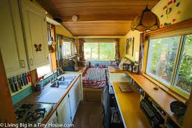 70 year old builds innovative off grid tiny house for debt free