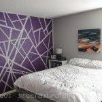 the 25 best painters tape design ideas on pinterest wall paint