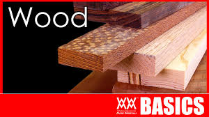 what kind of wood should you build with woodworking basics