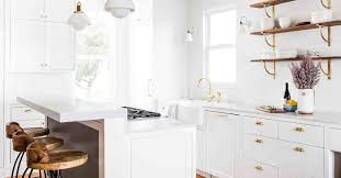 white kitchen cabinets wall paint ideas 8 of the best kitchen paint colors according to the pros