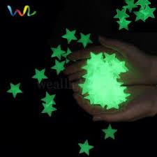 glow in the stickers glow in the stickers custom factory manufacturer weallight