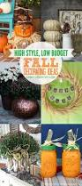 125 best fall decor images on pinterest fall decorations