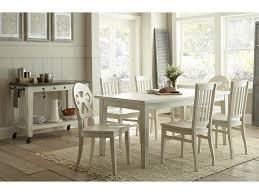 silver matinee 5 piece 48 inch round dining room set efurniture