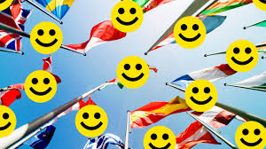 World National Flags With Names The 10 Happiest Countries In The World And Why We U0027re Not One Of Them