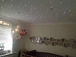 Fibre Optic Lights For Ceilings Twinkling Ceiling Light And Nursery Fibre Optic Twinkle