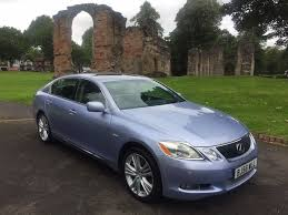 lexus gs 450h used used lexus gs 450h saloon 3 5 cvt 4dr in dudley west midlands