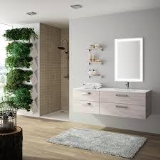 meuble deco design meuble de salle de bain cedam gamme zoé ce modèle aux teintes