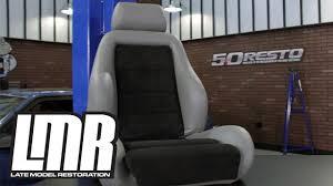 fox mustang seats mustang upholstery install tmi 03 04 fox cobra seat foam