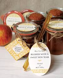 rosh hashanah gifts jar honey cakes for rosh hashanah gift favor ideas from