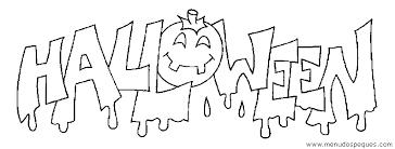 imagenes de halloween para imprimir y colorear halloween para colorear pintar dibujos imagenes imprimir on dibujos