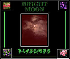 bright moon blessings to you the only living in glen burnie