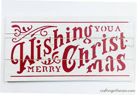 merry christmas sign merry christmas sign crafting in the