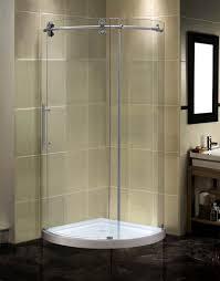 40 Shower Door Aston Completely Frameless Sliding Shower Door Enclosure