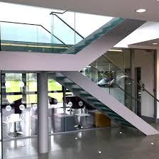 treppen glasgelã nder wohnzimmerz halbgewendelte treppe with viertel und halbgewendelte