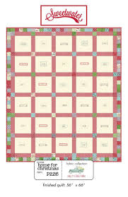 Ideas For Christmas Quilts by 95 Best Sweetwater Quilt Ideas Fabric Images On Pinterest Sewing