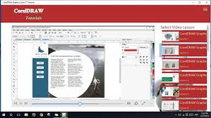 coreldraw graphics suite x7 tutorials for windows 10 free