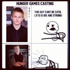 Hunger Game Memes - the hunger games
