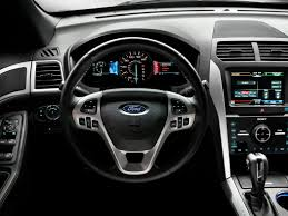 Ford Explorer 3 5 Ecoboost - this explorer has the myford touch infotainment system which is