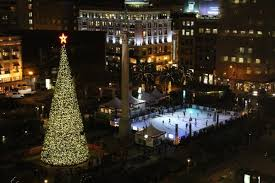 sf christmas tree lighting 2017 thanksgiving in san francisco 2017 things to do in november more