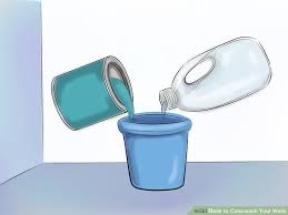 how to colorwash your walls 8 steps with pictures wikihow