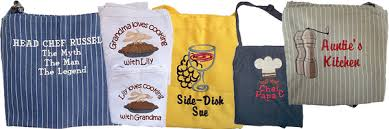 embroidered and personalized thanksgiving gifts