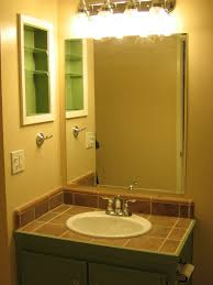 the white rose gallery bathroom after