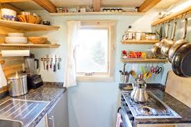 tiny house kitchen ideas peek inside this 240 sq ft tiny project houses small house decor