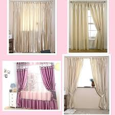 White Satin Curtains White Satin Curtains Polyester Cheap Washable Silk Fabric For