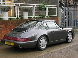 porsche slate grey porsche 964 c4 coupe our stock hendon way motors