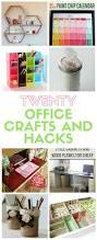 20 office crafts and hacks the crafty blog stalker