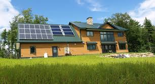 Zero Energy Home Design by Elinor Technology Pvt Ltd Home