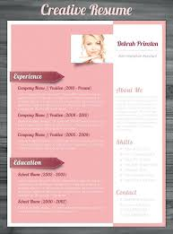 creative resume template free free creative resume templates creative resumes templates
