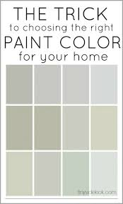 the trick to choosing right paint color for your home tikspor