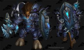 tauren warrior transmog wow warrior xmog sets wod 7 1