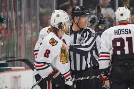 likely duncan keith suspension could extend into playoffs after