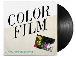 living arrangements color film s living arrangements up for pre order modern vinyl