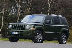 green jeep patriot jeep patriot 2007 car review honest john