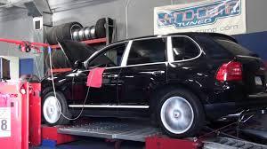 2006 Porsche Cayenne Turbo - dyno comp tuned 2006 porsche cayenne turbo s stage 2 performance