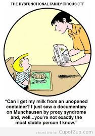 Proxy Meme - can i get my milk from an unopened container i just saw a