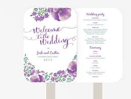 Wedding Fans Template 147 Best Printable Wedding Stationary Images On Pinterest