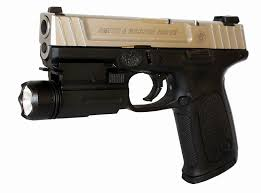smith and wesson m p 9mm tactical light amazon com pistol flashlight for smith and wesson sd9ve sigma