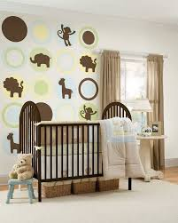 baby boy room decor black metal daybed white stain post frame