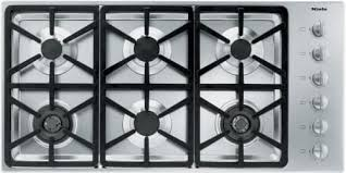 Miele 36 Induction Cooktop Kitchen Awesome 42 Inch 6 Burner Miele Gas Cooktops Pertaining To