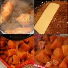 Candied Yams Thanksgiving Deep South Dish Southern Candied Yams Sweet Potatoes