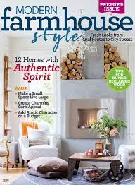 modern farmhouse style magazine digital modern farmhouse style magazines