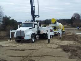 kenworth concrete truck pump truck gallery