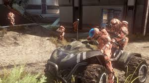 Halo Capture The Flag Halo 4 Review The Ghost In The Machine Polygon