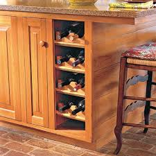 exquisite wine rack for inside kitchen cabinet 2 nobby built into