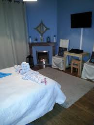 la chambre bleu la chambre bleue chambre d hôtes sur le thème de la mer